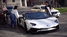 Footballeurs français et leurs voitures