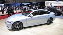 2017 BMW 4 Serisi Makyaj Cenevre