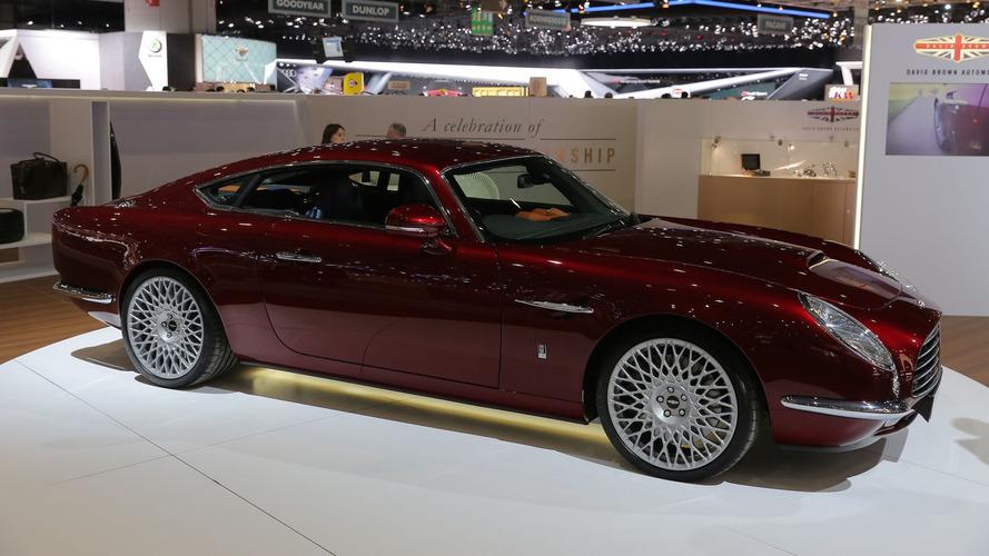 Genève 2017 – La Speedback GT, entre tradition et modernité