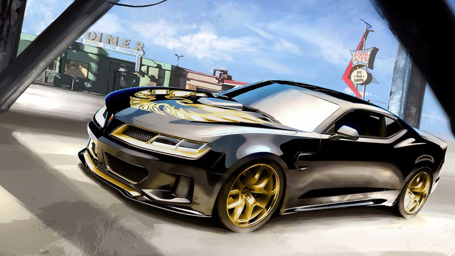 "Celebrate Smokey and the Bandit""s 40th With These Sweet Renders 