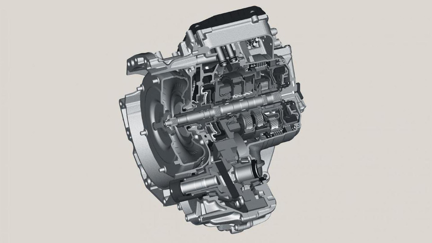 ZF announces nine-speed automatic transmission
