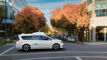 Google's driverless Waymo based on Chrysler Pacifica Hybrid