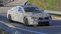 2017 VW Arteon spy photo
