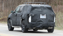 2018 Chevy CUV Spy Photos