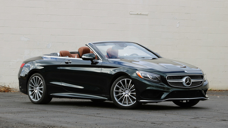 2017 Mercedes-Benz S550 Cabriolet: Review