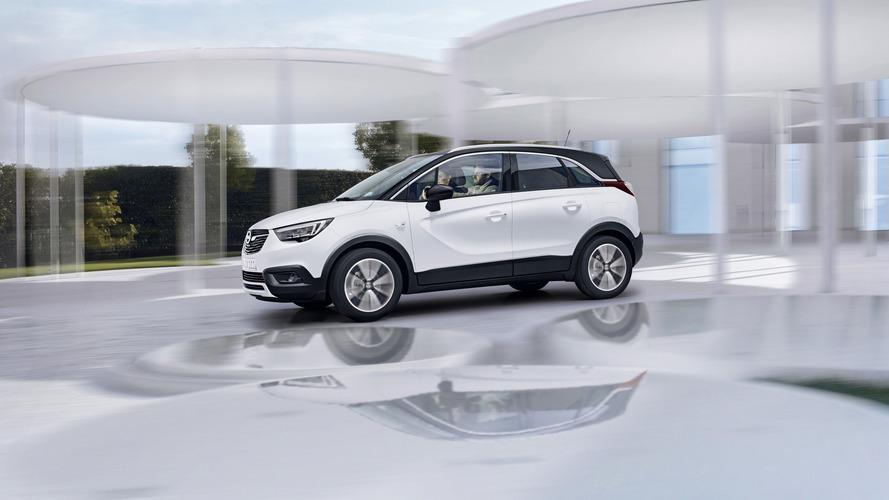 Nuevo Opel Crossland X 2017