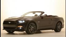 Curiosidade: as cores preferidas do novo Mustang pelo mundo