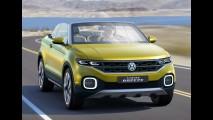 VW T-Cross: conceito antecipa SUV compacto que será brasileiro