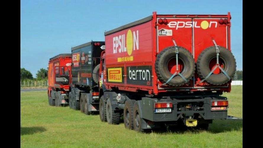 Que droga! Caminhão de apoio do Rali Dakar traficava cocaína