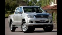 Toyota anuncia investimento de US$ 800 milhões na Argentina