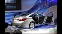 Salão do Automóvel: Hyundai apresenta o Novo Sonata - Veja fotos