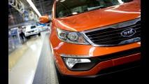 Kia se livra das dívidas da Asia Motors - meta agora é fábrica no Brasil