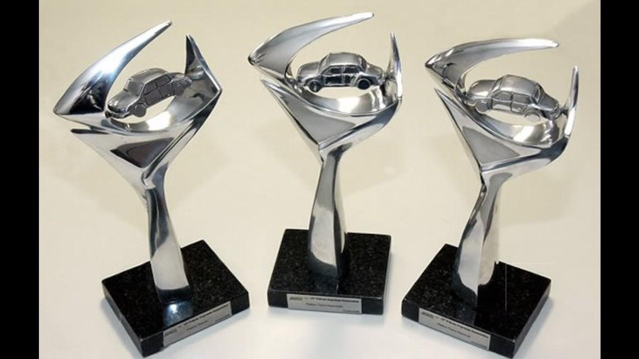 ABIAUTO: Definido os finalistas do Prêmio Imprensa Automotiva 2011