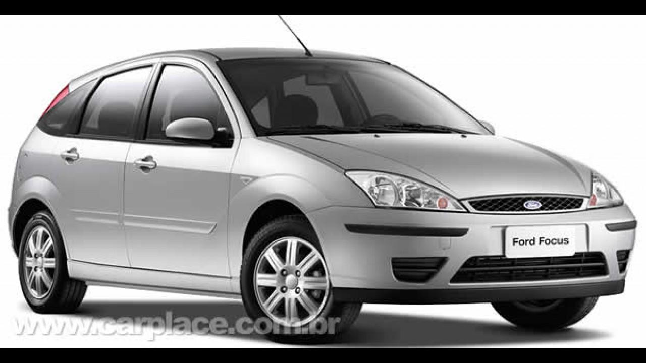 Ford anuncia Recall para unidades do Focus produzidas entre 2005 e 2008