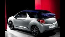 Citroën DS3 Cabrio aparece em primeiras fotos oficiais - Lançamento acontecerá em Paris