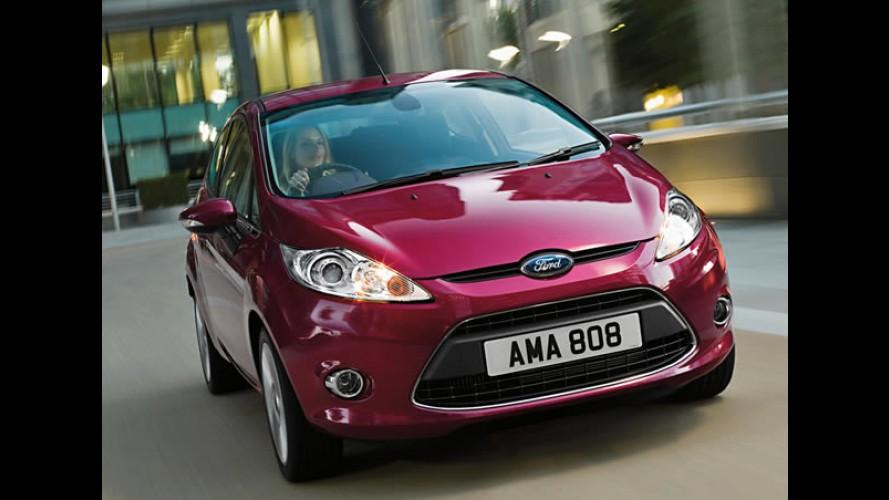Reino Unido: Ford se mantêm à frente em abril e Fiesta é o mais vendido