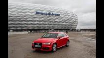 Audi anuncia novo A3 no Brasil com motores TFSI 1.4 e 1.8