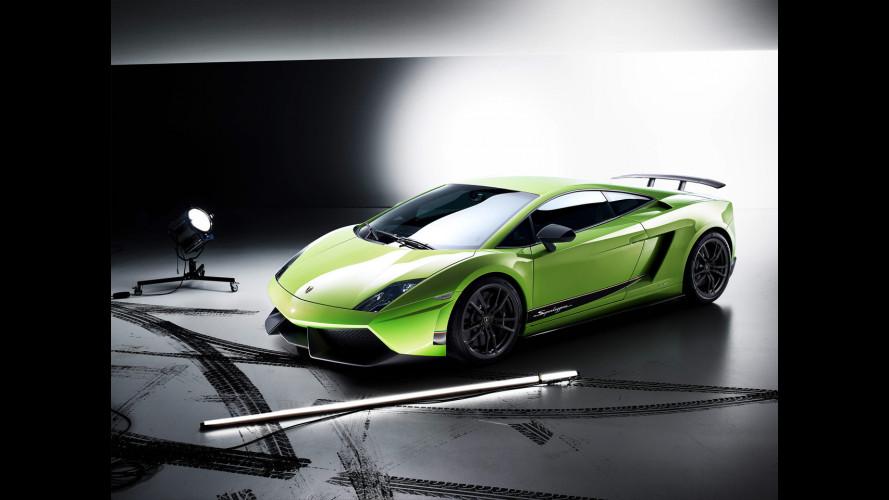 Lamborghini sempre più