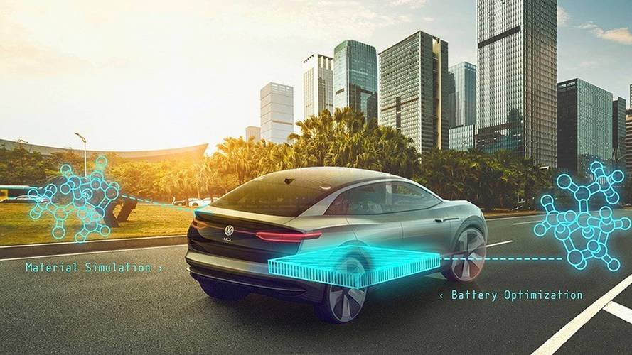 Volkswagen and Google are working together on quantum computers
