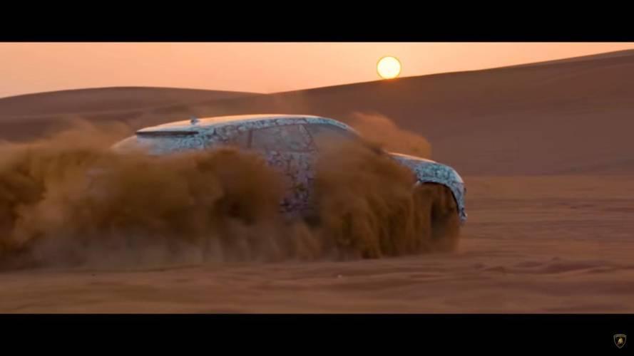 Still Not An SUV Fan? Lamborghini Urus Teaser Could Change That