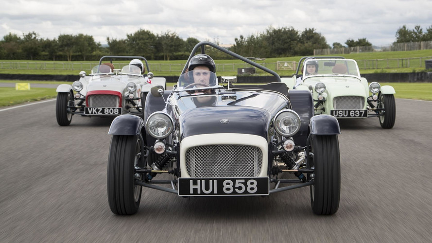 Caterham Seven SuperSprint Is An Ode To The Original Lotus Seven