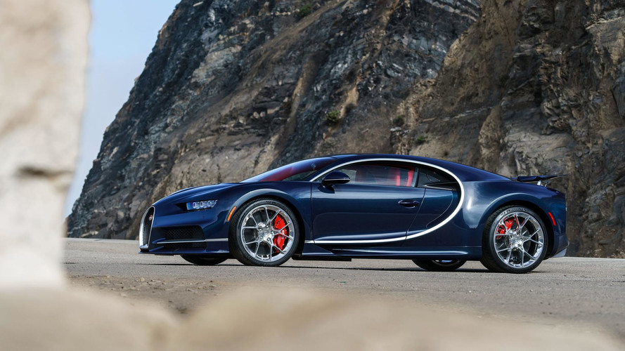 Bugatti delivered 105,000bhp this year by shipping 70 Chirons