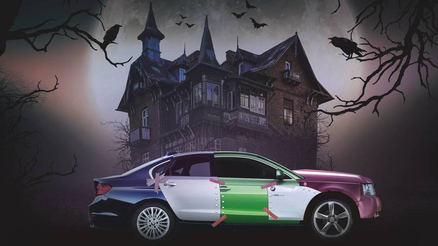 Halloween nightmare – the car that costs £25,000 a year to fix