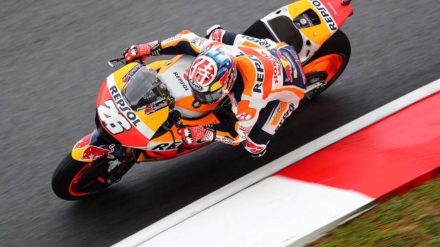 Pedrosa conquista pole na Malásia; Dovi é 3º e Márquez é 7º