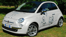 Specially Designed Fiat 500