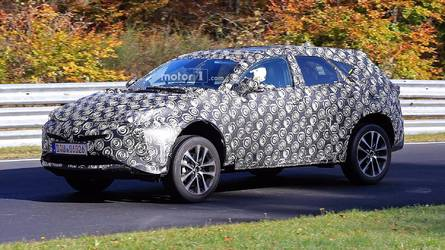 Next-Gen Toyota Prius V Spied For First Time, Looks Like CUV