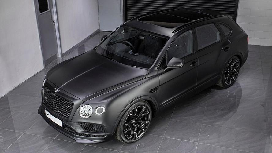 Bentley Bentayga Le Mans Edition par Kahn Design