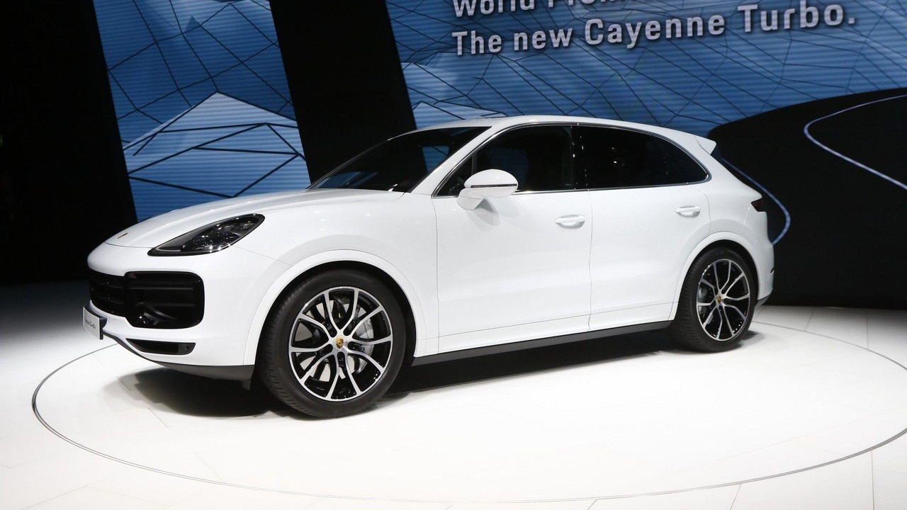 2019 Porsche Cayenne Is Always Online Can Access Your Smart Home