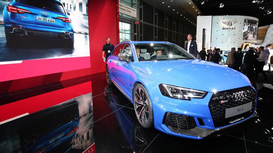 2018 Audi RS4 Avant pratiklik ve gücü birleştiriyor