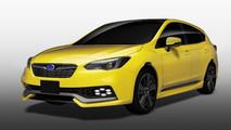 Subaru Impreza Future Sport konsepti