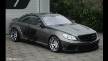 Prior Design Mercedes-Benz CL Black Edition Widebody