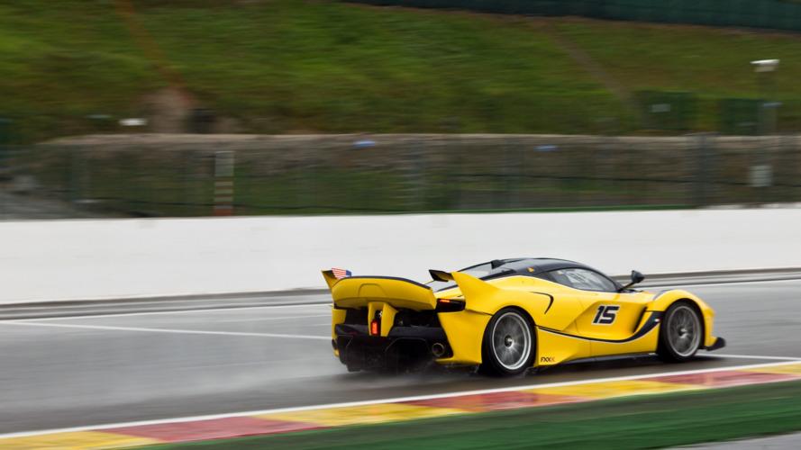 Ferrari, daha güçlü FXX K üzerine düşünüyor