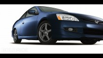 Honda Accord Coupe with Factory Performance