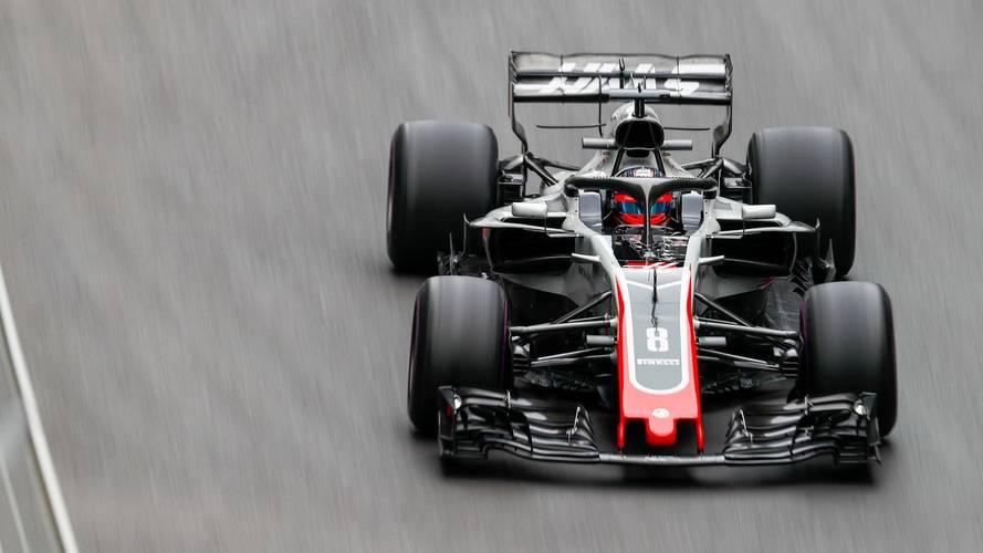 Crash de Grosjean :