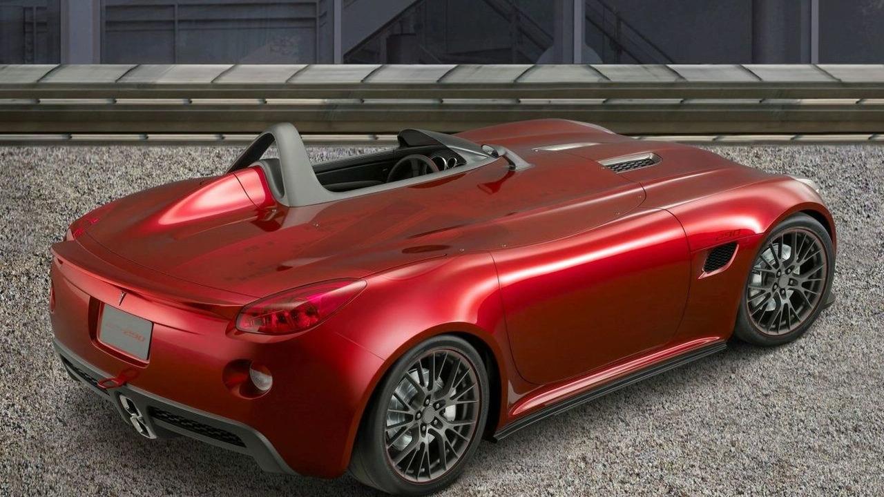 Pontiac Solstice SD-290 Race Concept