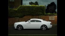 Rolls-Royce Wraith, passione per la palla ovale