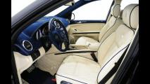 Mercedes GL Widestar restyling by Brabus