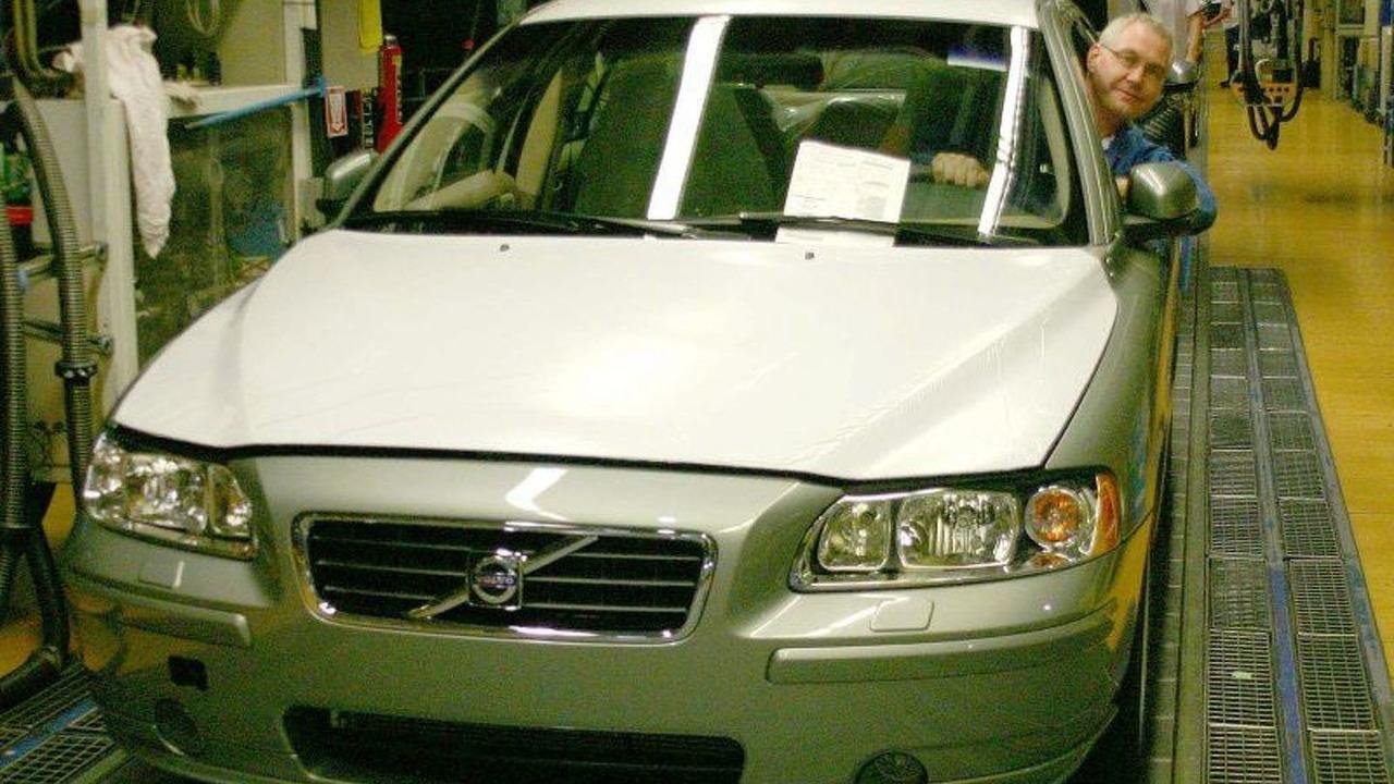 500,000th  Volvo S60