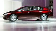 Honda FCX Clarity at Los Angeles Motor Show