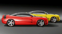 2010 Dodge Charger Concept Artists Rendering