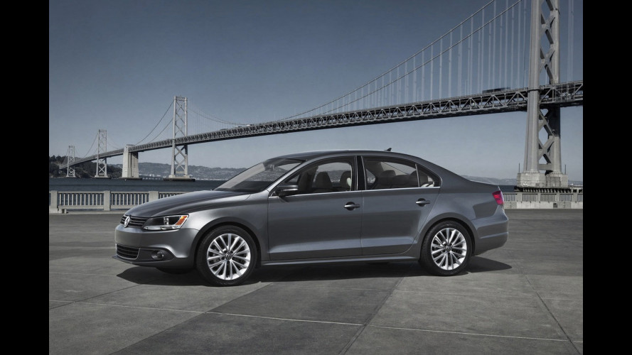 Nuova Volkswagen Jetta 2011