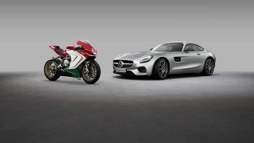 Mercedes-AMG vende su 25% de acciones de MV Agusta