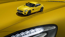 Mercedes-AMG GT scale model