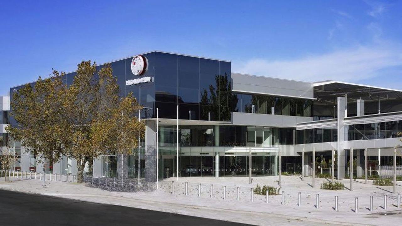 GM Holden Port Melbourne Headquarters
