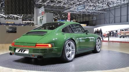 Ruf SCR, retro Porsche görünümüyle Cenevre'de