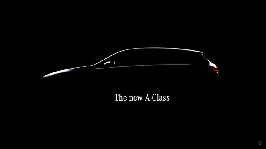 Mercedes-Benz Classe A 2018 - Prévia